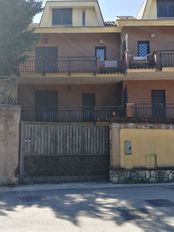 """Frosinone Bassa – Zona """"Residence due Pini"""""""
