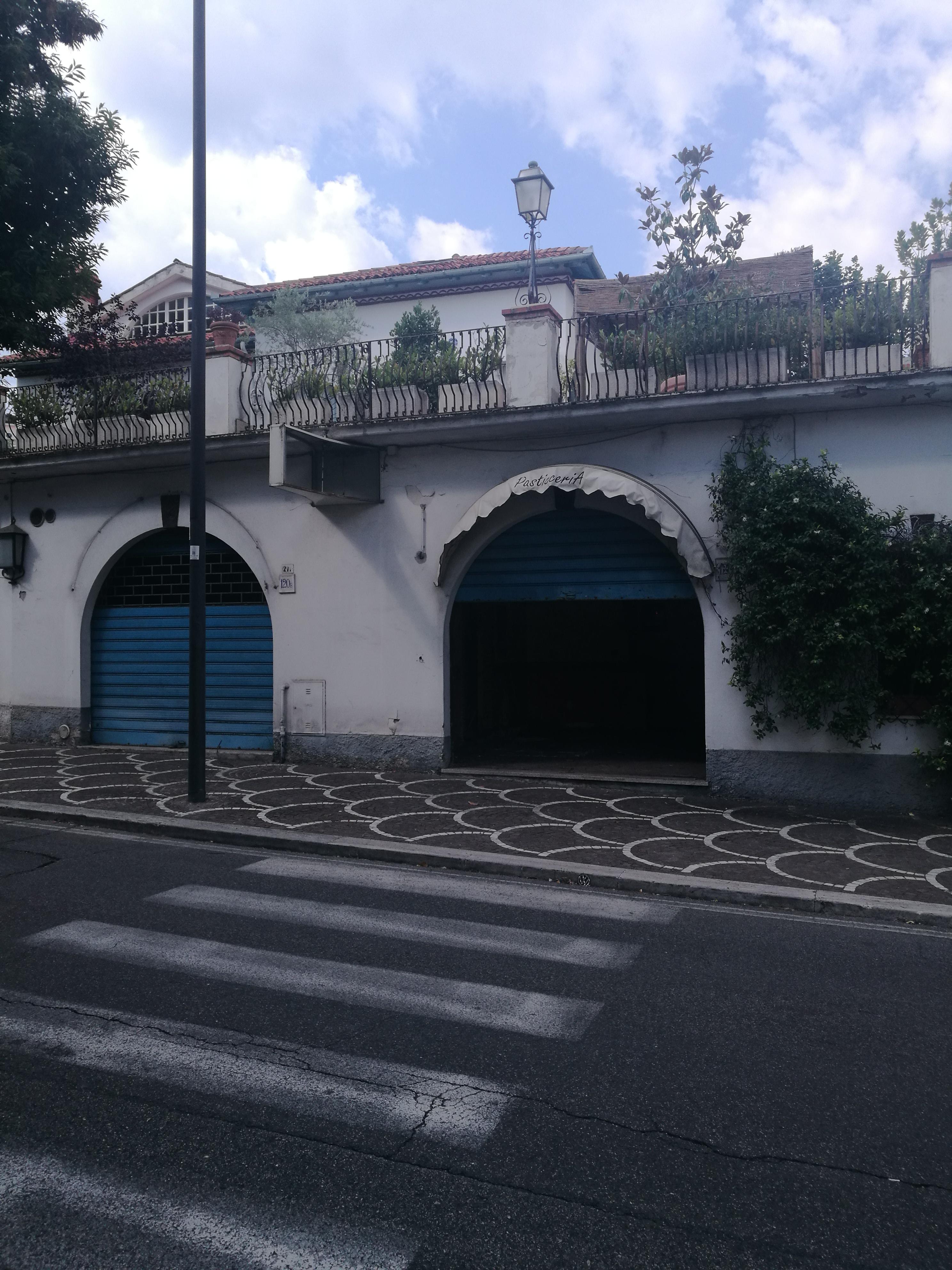 FIUGGI (FR) – Via Armando Diaz